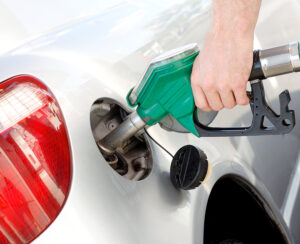 Putting the wrong fuel in your car